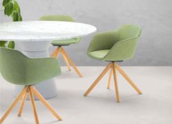 Konferenzstühle Koller Objektmöbel