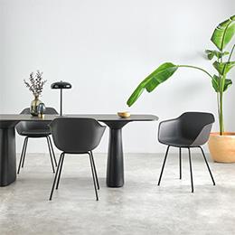 Konferenzstühle von Koller Objektmöbel